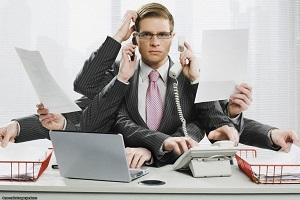 офисный работник 300 на 200